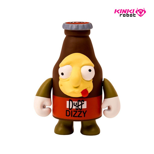 3INCH THE SIMPSONS DIZZY DUFF