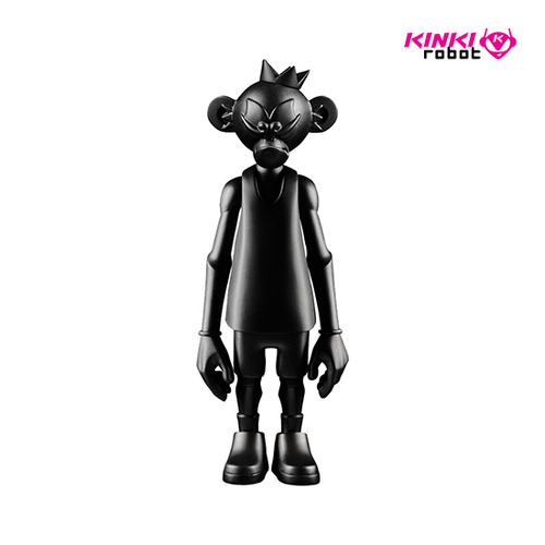 DUNKEYS ARTTOY-KINGKONG BLACK VER