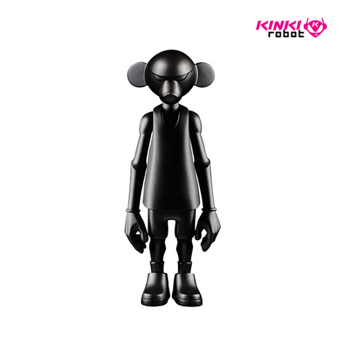 DUNKEYS ARTTOY-PITHECUSE BLACK VER