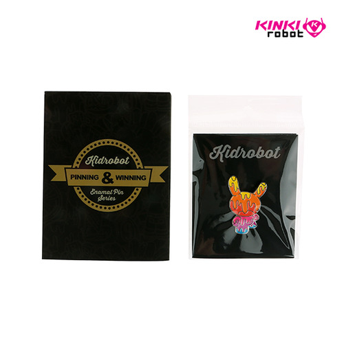 Pinning & Winning Enamel Pin Series(단품)