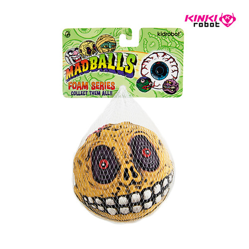 Madballs Foam Series_Skull Face