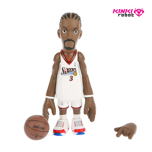 NBA LEGEND FIGURE_ALLEN IVERSON