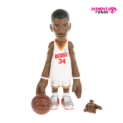 NBA LEGEND FIGURE_HAKEEM OLAJUWON