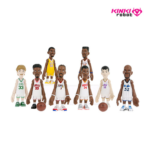 NBA LEGEND FIGURE_ALL LINE UP
