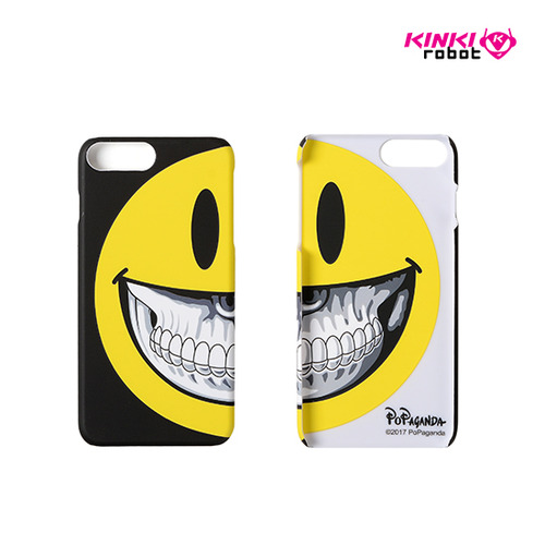 RON ENGLISH_GRIN IPHONE 7, 7 PLUS CASE