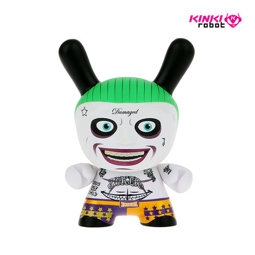 "5""DUNNY DC SUICIDE SQUAD JOKER"