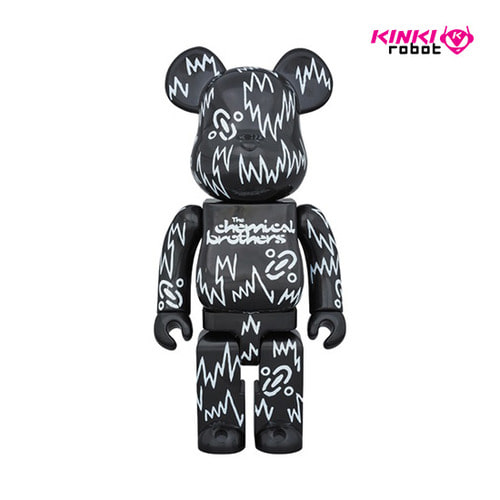 400%BEARBRICK THE CHEMICAL BROTHERS (프리오더)