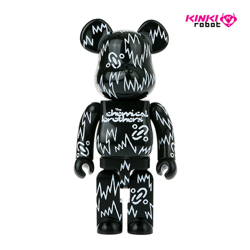 400%BEARBRICK THE CHEMICAL BROTHERS