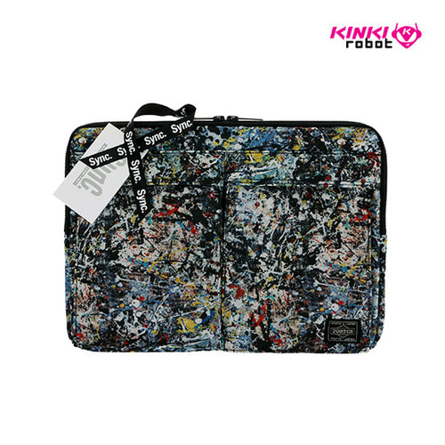 PORTER DOCUMENT CASE JACKSON POLLOCK 2