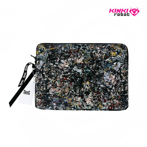 NOTE PC CASE for 13inch JACKSON POLLOCK 2