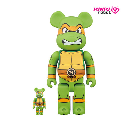 400%+100%, 1000%BEARBRICK MICHELANGELO (프리오더)