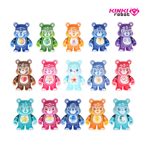 CARE BEARS MINI SERIES