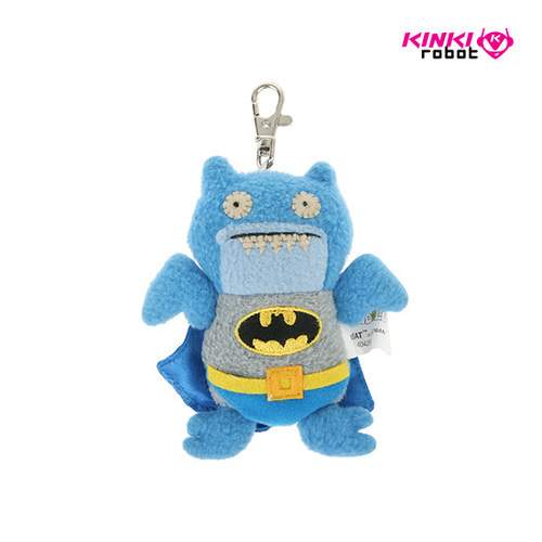 CLIP ON_DC BATMAN ICE BAT BLUE