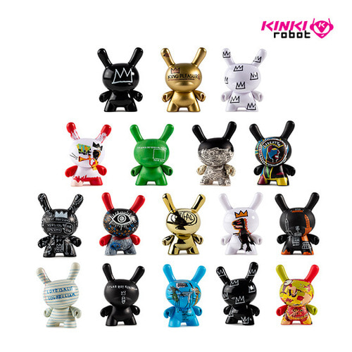 BASQUIAT DUNNY SERIES (단품)
