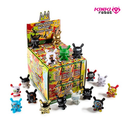 BASQUIAT DUNNY SERIES (홀케이스)