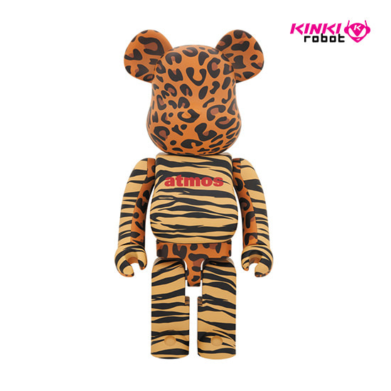 1000%BEARBRICK ATMOS ANIMAL
