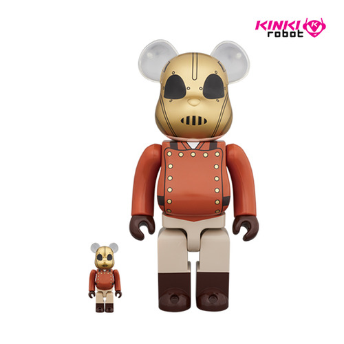 400%+100%BEARBRICK THE ROCKETEER (프리오더)