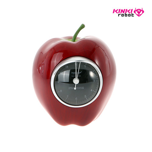 UNDERCOVER GILAPPLE CLOCK RED