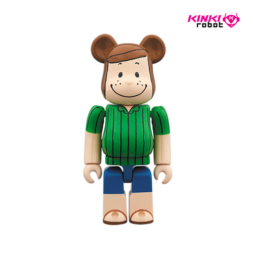 100%, 400%, 1000%BEARBRICK PEPPERMINT PATTY (프리오더)