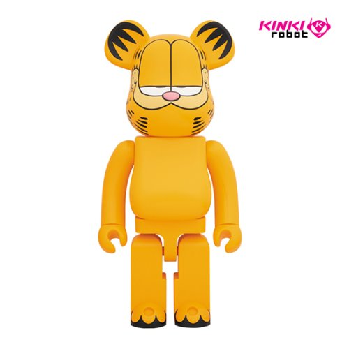 1000%BEARBRICK GARFIELD