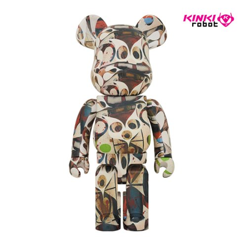 1000%BEARBRICK PHIL FROST