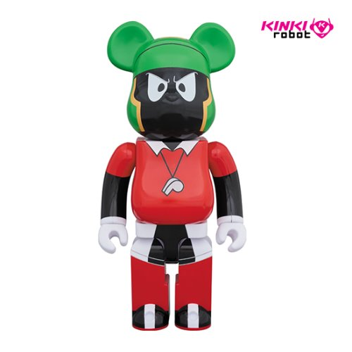 1000%BEARBRICK MARVIN THE MARTIAN