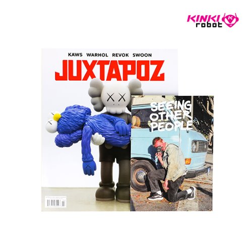 JUXTAPOZ 208 WINTER 2019 ISSUE