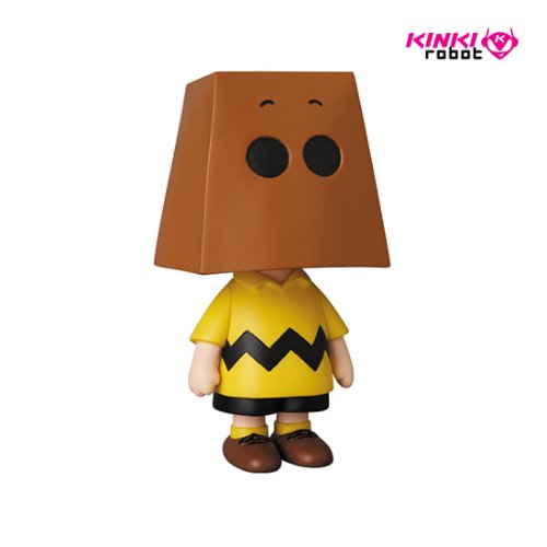 UDF PEANUTS S10_CHARLIE BROWN_GROCERY BAG VER(프리오더)
