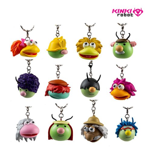 FRAGGLE ROCK KEYCHAIN SERIES(단품)