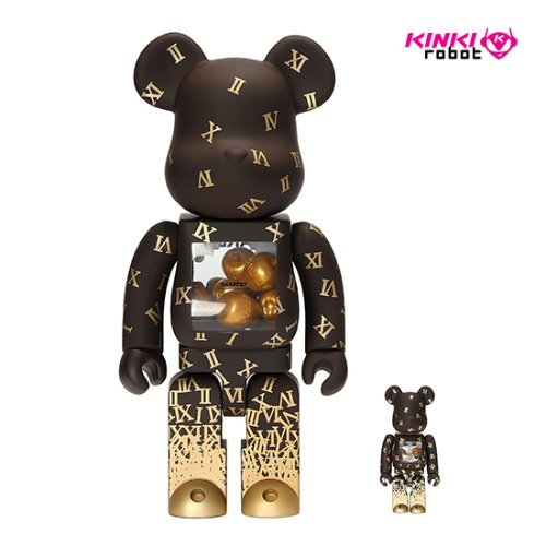 400%+100%BEARBRICK SHAREEF2