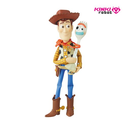UDF TOYSTORY4_WOODY&FORKY (프리오더)
