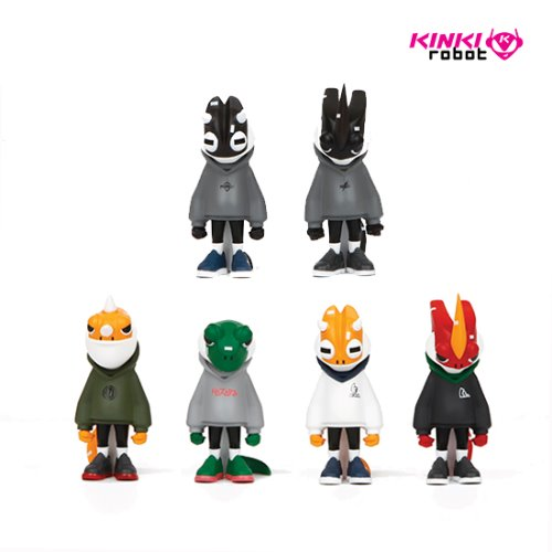 HAZARD KIDS TINY VER (홀케이스)