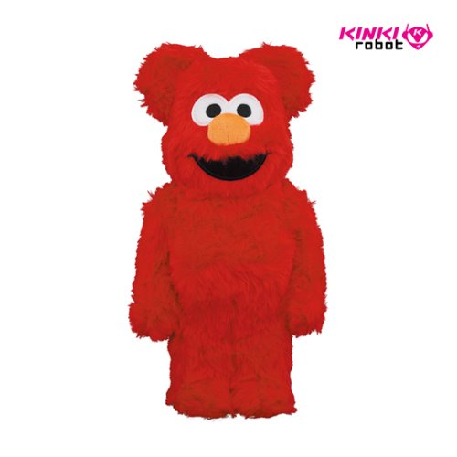 400%, 1000%BEARBRICK ELMO COSTUME VER(프리오더)