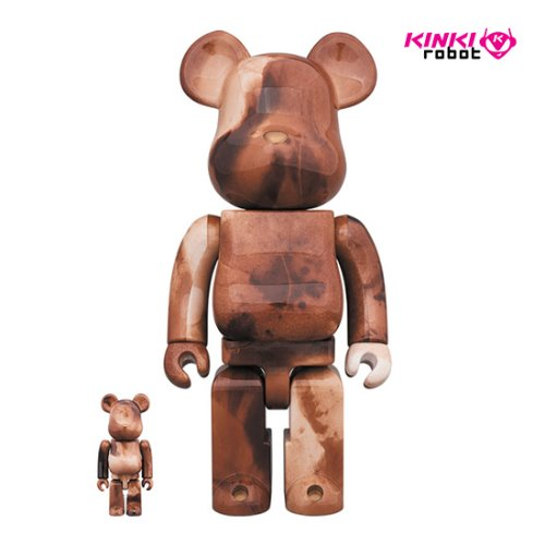 400&100%BEARBRICK PUSHEAD #4