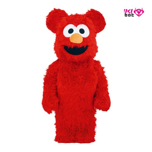 1000%BEARBRICK ELMO COSTUME VER