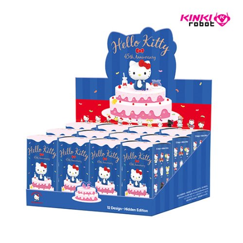HELLO KITTY 45TH ANNIVERSARY SERIES
