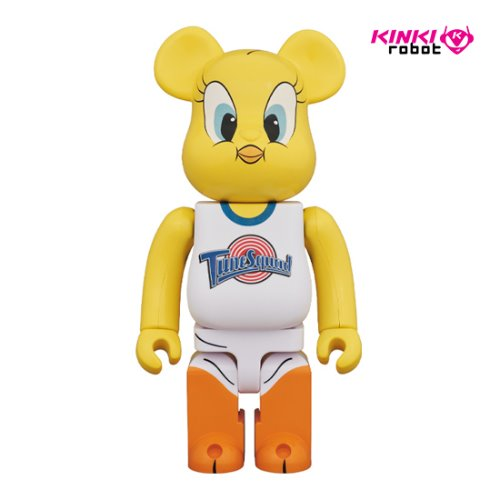 400%BEARBRICK TWEETY