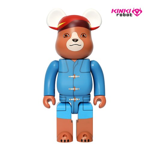 400%BEARBRICK PADDINGTON
