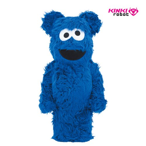 1000% BEARBRICK Cookie Monster Costume ver. (프리오더)