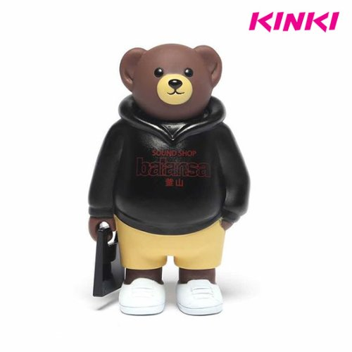INTERBREED x BALANSA x DISK UNION BEAR FIGURE