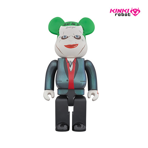 1000%BEARBRICK THE JOKER SUICIDE SQUAD (오픈상품)