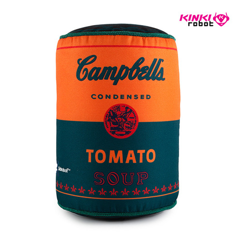 Andy Warhol Soup Can Plush(M)