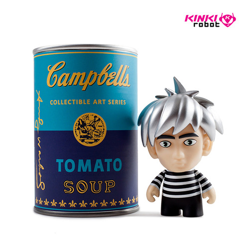 WARHOL SOUP CAN MINI SERIES