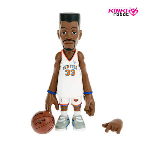 NBA LEGEND FIGURE_PATRICK EWING