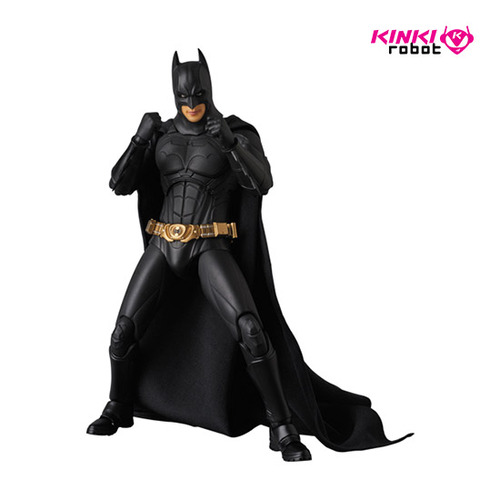 MAFEX BATMAN BEGINS SUIT