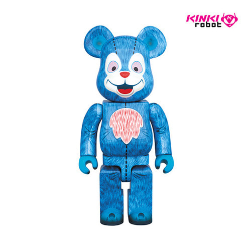 400%BEARBRICK IT BEAR (PLUS LIMITED EDITION)
