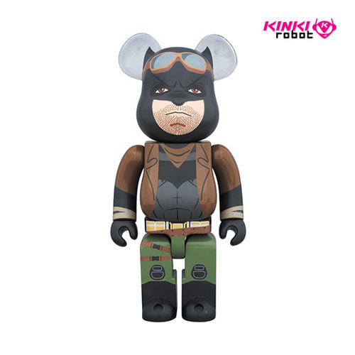 400%BEARBRICK KNIGHTEMARE BATMAN
