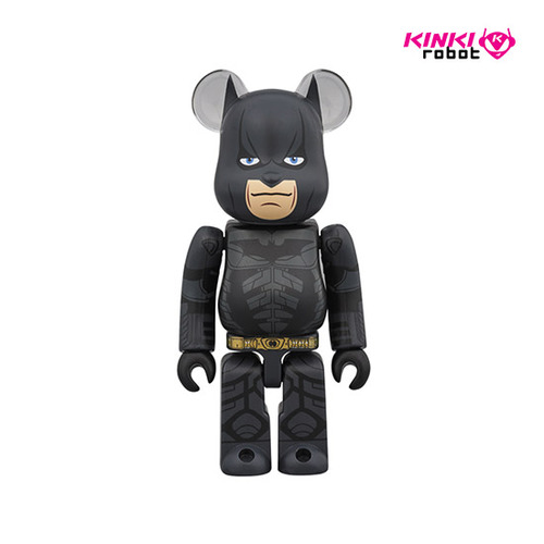 100%BEARBRICK BATMAN THE DARK KNIGHT VER