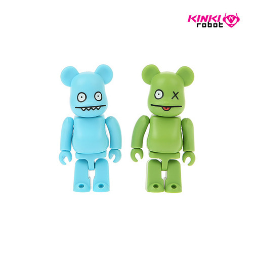 100%BEARBRICK OX&ICE BAT