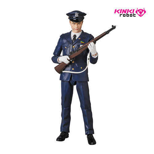 MAFEX THE JOKER COP VER